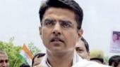 Congress leader Sachin Pilot
