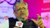 Sushil Modi opens up about seat-sharing formula between BJP, JD(U) for 2019