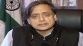 Congress leader Shashi Tharoor
