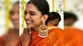 Deepika Padukone kicks off wedding celebrations with Nandi puja