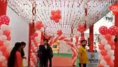 Gwalior turns a model polling booth into a marriage venue