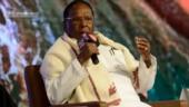 BJP itself will remove Modi, says Puducherry CM Narayanasamy