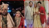 Watch: Glimpses from Kapil-Ginni and Additi-Kabir's wedding