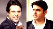 Krushna Abhishek says he will dance at Kapil Sharma's wedding