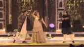 Mukesh Ambani and entire family burn the dance floor at Isha's sangeet. Watch video