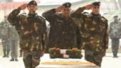 Army pays tribute to 2 JCOs martyred in Pak firing