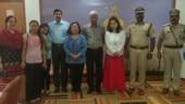 Northeast women discriminated, Easwar's bail cancelled, more