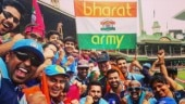 Balle.. Balle.. Balle: Bharat Army's euphoric dance after India's historic win in Australia