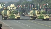 Indian firepower on display as tanks rumble on Rajpath during Republic Day ceremony