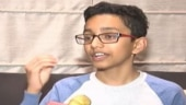 Good news: Meet 12-year-old Pune boy who designed a ship to clean oceans