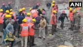 Gurugram building collapse