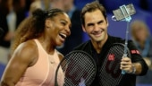 Image of the day: Federer and Serena's selfie at Hopman Cup