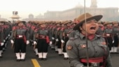 Jai Ho: Force showcase women power at 70th Republic Day parade