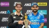 Virat Kohli, Kane Williamson