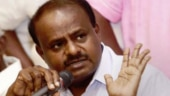 File photo of Chief Minister HD Kumaraswamy