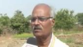 Mahesh Sharma, a social worker from MP's Jhabua