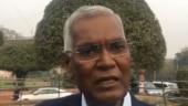 CPI leader D Raja backs Rahul Gandhi's statement against BJP on Ram mandir