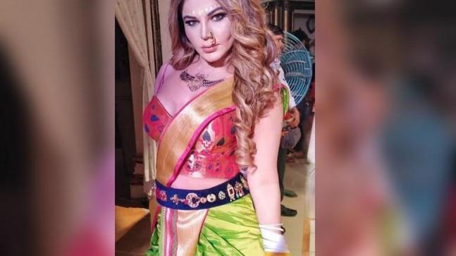 Watch: Rakhi Sawant turns sexy daayan for supernatural show Manmohini