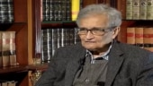 Nobel laureate and economist Amartya Sen