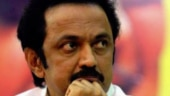 File photo DMK leader MK Stalin