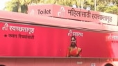 Mobile toilets for women