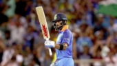 Image of the day: Men in Blue beat Australia