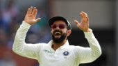Dog agrees with Virat Kohli as India captain says: No pressure in Sydney