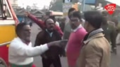 Watch: Clashes break out between TMC and CPM workers in Asansol