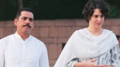 Image of the day: Priyanka Gandhi accompanies husband Robert Vadra to ED office