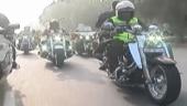 Biker group in Delhi holds brotherhood ride for slain CRPF jawans
