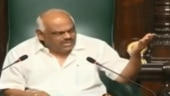 My story is like a rape victim's story: Karnataka assembly Speaker Ramesh Kumar