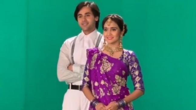 Yeh Un Dinon Ki Baat Hai: Naina-Sameer's filmy sangeet ceremony