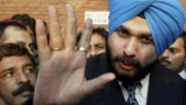 Protests erupt in Punjab assembly as opposition seeks removal of Navjot Singh Sidhu