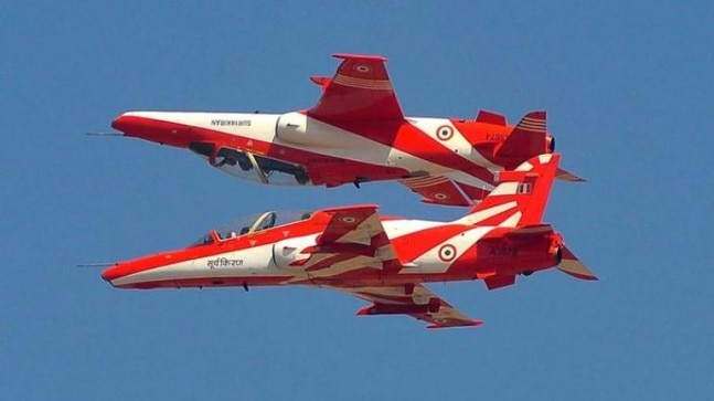 Two Surya Kiran aircraft crash during Aero Show prep in Bengaluru