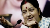 Political war breaks out over OIC invite to Sushma Swaraj