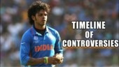 Timeline of Sreesanth's controversial career | NewsMo