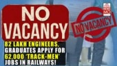 Science, Arts & Management graduates to become track-men at Railways | NewsMo