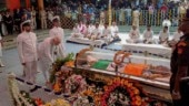 Manohar Parrikar cremated with state honours, PM Modi pay last respects