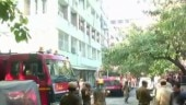 Ground report: Fire at CGO Complex in Delhi