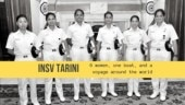INSV Tarini: 6 women, one boat, and a voyage around the world