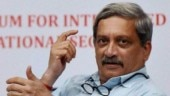 Manohar Parrikar gives his idea of India