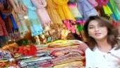 Tujhse Hai Raabta's Amrapali Gupta goes street shopping in Janpath Market