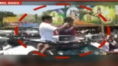 Caught on camera: Sycophancy by DMK candidate
