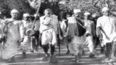 Image of the day: Remembering Mahatma Gandhi on Dandi March's 89th anniversary