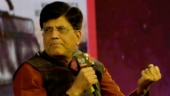 We finally have leadership that does not buckle under pressure, says Piyush Goyal