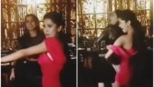 Shivangi Joshi and Shraddha Arya burn the dance floor with their thumkas. Watch