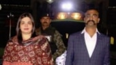 Watch the moment Abhinandan Varthaman returned home