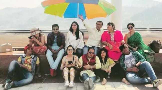 Watch: Taarak Mehta Ka Ooltah Chashmah cast does Garba in Singapore
