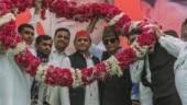 Akhilesh Yadav tweets photo with Azam Khan after khaki underwear controversy