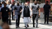PM Modi says he is satisfied with status of Indian economy